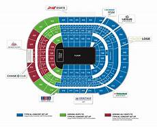 Huntington Center Seating Chart With Seat Numbers Seating Charts Amalie Arena