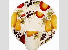 41 best Fruits Dinnerware images on Pinterest   Dinnerware