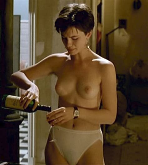 Olga Kurylenko Nude Scene