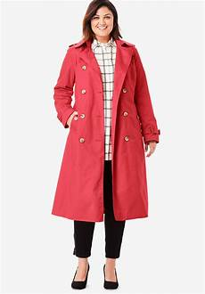 plus trench coats for racing trench coat plus size rainwear and trenchcoats
