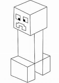 Malvorlagen Minecraft Creeper Minecraft 2 Ausmalbilder Kostenlos