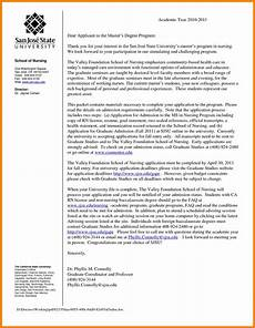 Letter Of Recommendation For Masters Program 5 Academic Recommendation Letter For Master Degree
