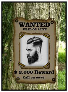 Wanted Poster Template For Pages 13 Free Wanted Poster Templates Printable Docs Word