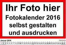 fotokalender 2016 als pdf vorlagen zum ausdrucken