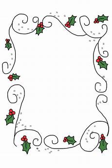 Christmas Printable Borders 1000 Images About Christmas Letter Printables On