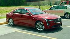 cadillac ct4 2020 2020 cadillac ct4 spied fully in non v trim