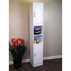 narrow white storage cabinet gotofurniture