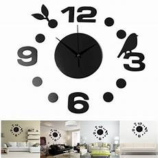 Fashionable Large Wall Clock Home Office by Diy Fashionable Large Wall Clock Home Office Room Decor 3d