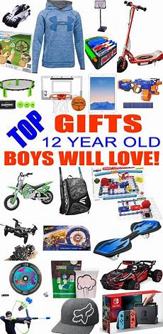 weihnachtsgeschenke jungs best gifts for 12 year boys top birthday