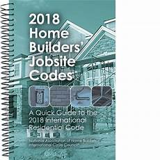 2018 Home Builders 226 Jobsite Codes A Quick Guide To The