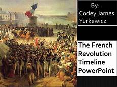 French Revolution Powerpoint Ppt The French Revolution Timeline Powerpoint Powerpoint