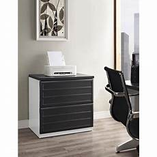 ameriwood home pursuit lateral file cabinet white gray