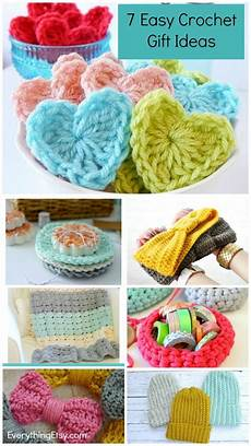 7 easy crochet patterns for gifts great for beginners