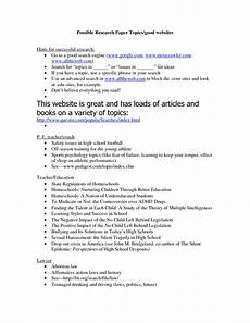 Research Paper Topics Ideas Great Research Topics For High School Students Research
