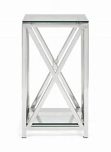Glass And Chrome Sofa Table Png Image by Manhattan Chrome And Glass Console Table Neptune