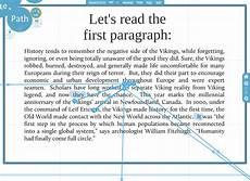 Paragraph About Me Te Ch Me Te Ch Me Prezi Part 4 Adapting A Reading Text