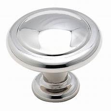 amerock 1 1 4 in polished chrome cabinet knob bp138726