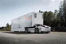 volvo zukunft 2019 irishtrucker volvo trucks presents its view of future