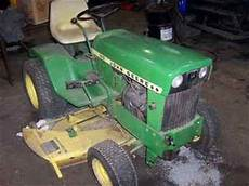 Used Farm Tractors For Sale John Deere 140 H1 Hydro Lawn