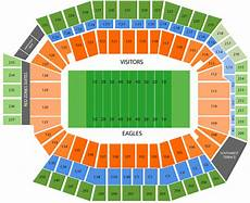 Eagles Stadium Seating Chart Philadelphia Eagles Seating Chart Lincoln Financial Field
