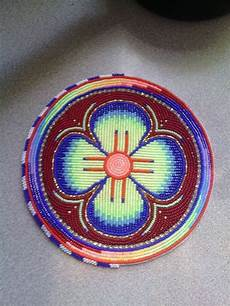 beadwork medallion medallion beadwork bead crafts