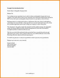 Formal Introduction Email 7 Introduction Email Examples Introduction Letter