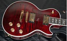 gibson supreme gibson les paul supreme 2013 wine never played reverb