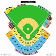 Arbor Stadium Seating Chart Hammond Stadium Seating Chart Seating Charts Amp Tickets