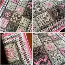 patchwork motif 12 wow worthy patchwork crochet patterns