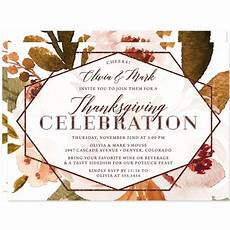 Thanksgiving Party Invitations Shop For Holiday Party Invitations The Spotted Olive