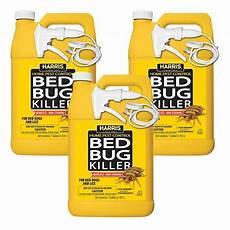 harris 1 gal bed bug killer 3 pack hbb128 3pk the
