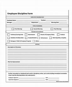 Employee Write Up Forms Free Employee Write Up Form Free Printable Template Business