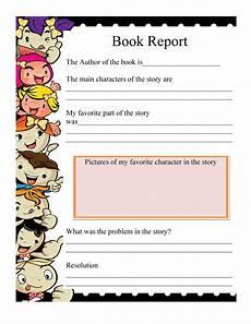 Book Report 30 Book Report Templates Amp Reading Worksheets