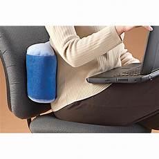 2 ergonomic memory foam back cushions 183229 back