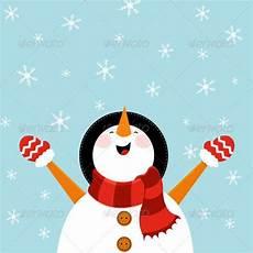 snowman enjoying snow jpg image happy arms available