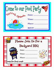 Birthday Party Invitation Templates Free Printable Free Printable Party Invitations Peekintomyparty