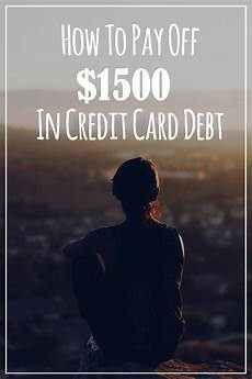 How To Pay Off Credit Card How To Pay Off 1500 In Credit Card Debt Nora Medium