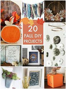 great ideas 20 fall diy projects