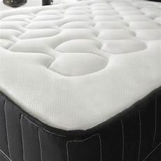 semi orthopaedic open coil mattress luxury fabric