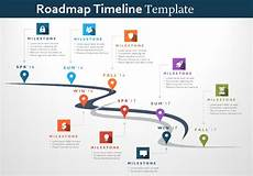 Free Roadmap Template Roadmap Timeline Templates 4 Free Pdf Excel Amp Word