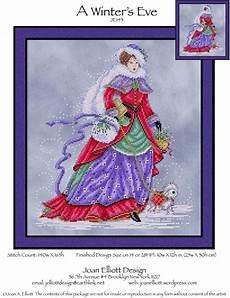 Joan Elliott Cross Stitch Charts A Winter S From Joan Elliott Cross Stitch Charts