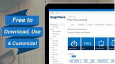 Sharepoint Proposal Template Free Sharepoint Project Management Templates Project