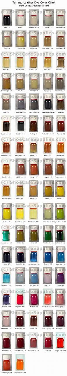Tarrago Color Dye Amp Matching Shoe Cream