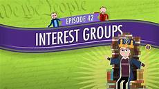 Special Interest Examples Interest Groups Crash Course Government And Politics 42