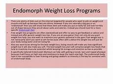 endomorph diet tips decktoday