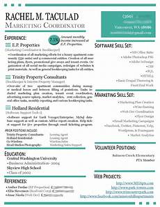Internet Marketing Resumes Modern R 233 Sum 233 Update Marketing Resume Modern Resume Resume