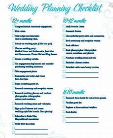 Checklist For Wedding Planning Free 9 Wedding Planning Checklist Samples In Pdf