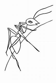 malvorlagen zum drucken ausmalbild insekten kostenlos 2