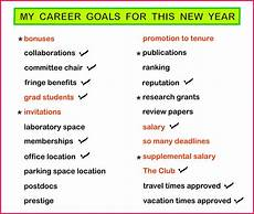 Sample Career Goals And Objectives My Career Goals Dr M On Science Research Amp Scientists