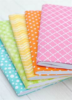 Cover Page For Notebook Cute Amp Easy Diy Notebook Cover Crazy Little Projects